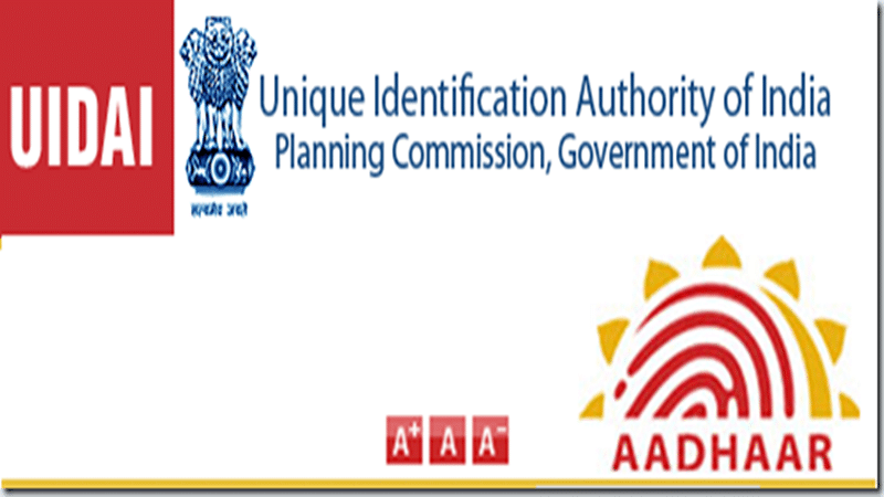 UIDAI plans Aadhaar Seva Kendras; project cost at Rs 300-400 crore