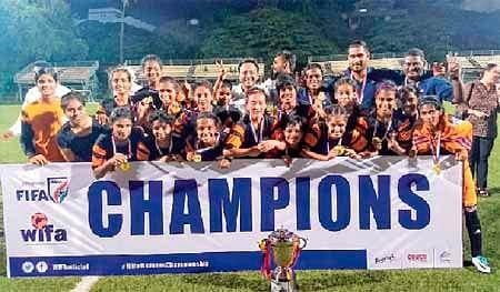 FC Pune City emerge champs