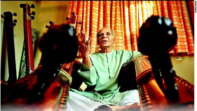 Noted Dhrupad singer Ustad Sayeeduddin Dagar died at 86
