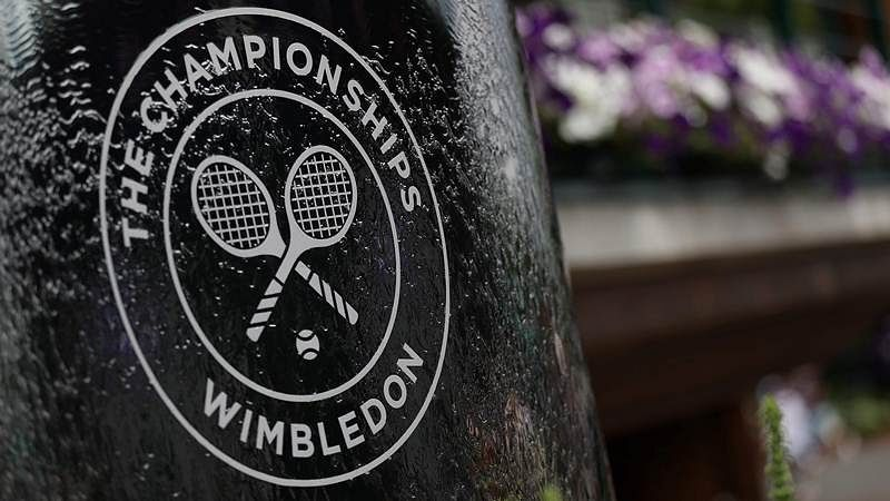 Wimbledon 2017: Action-packed Day 1 in pictures