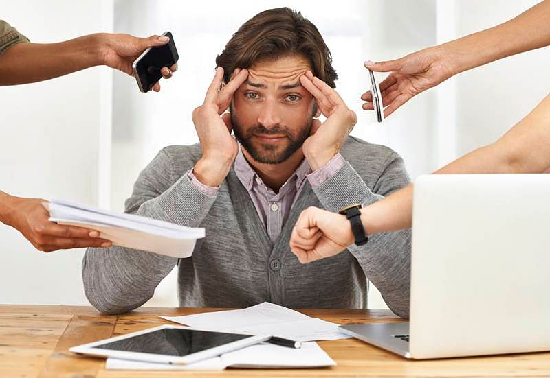 Don't Worry! Long-term strategy to fight stress