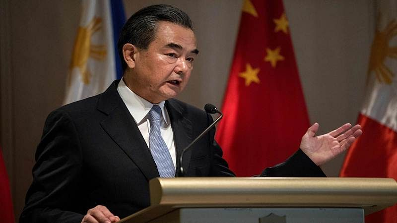 Chinese Foreign Minister accuses India of sparking Doklam row