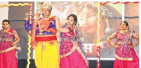 Indore: Premium Main Groups stage 'Emotions of Life'