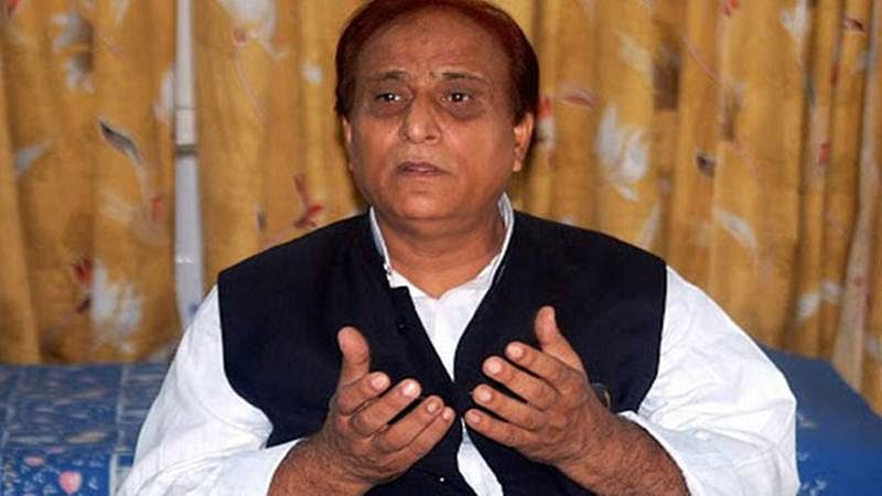 Azam Khan booked for sedition over Army remarks; saffron bodies bay for his blood