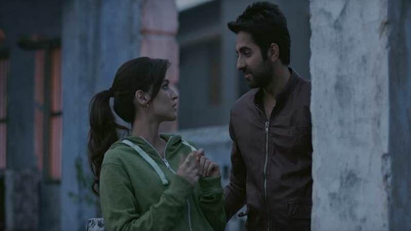 Bareilly Ki Barfi Nazm Nazm song showcases Ayushmann and Kriti's sweet love story