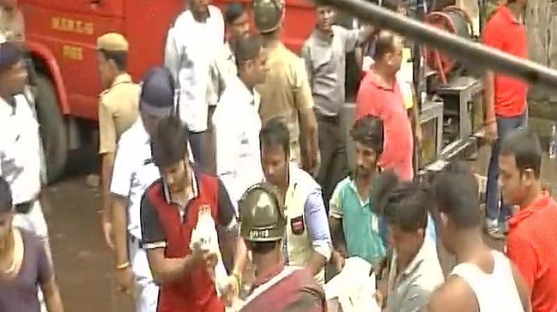 Century-old building collapses in Kolkata, 2 killed