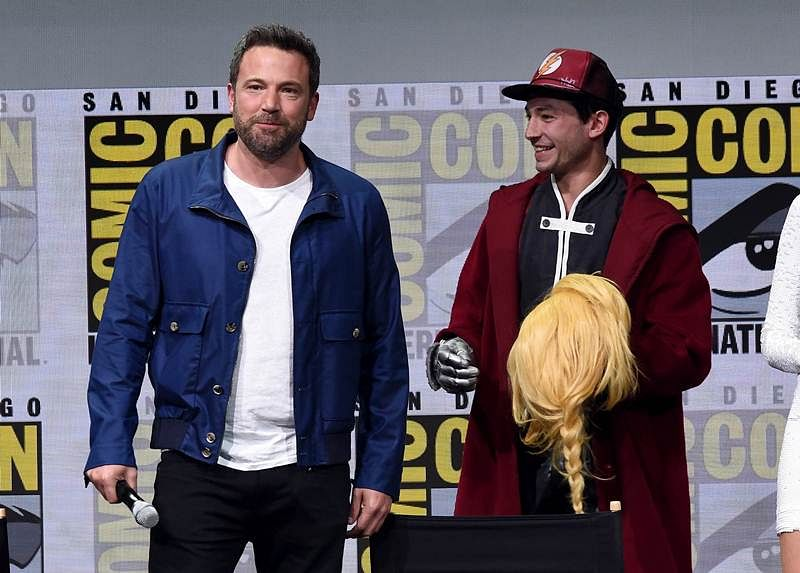 Ben Affleck will give his best to play Batman