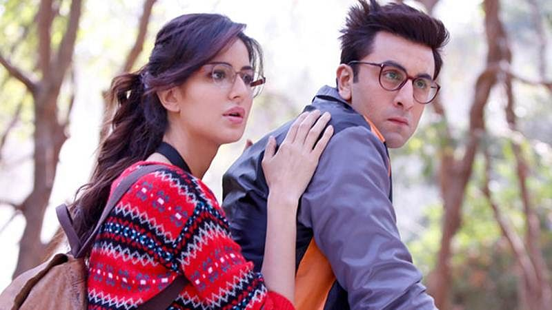 Katrina brings the nerdy look in style
