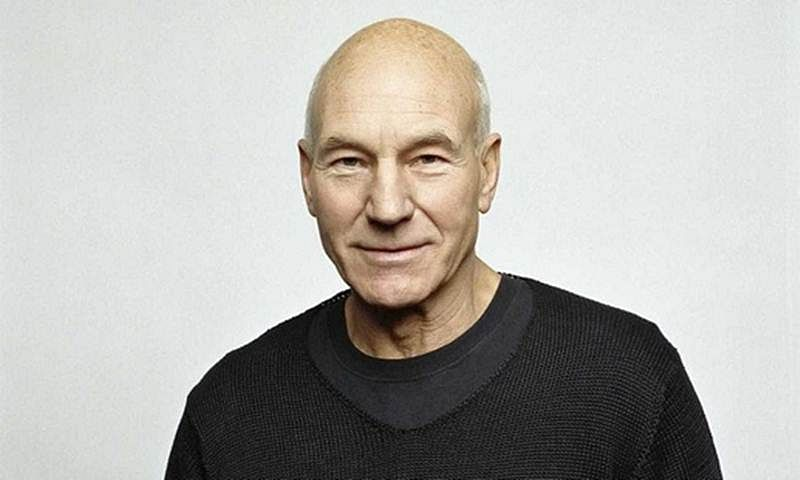 Patrick Stewart thinks about death everyday