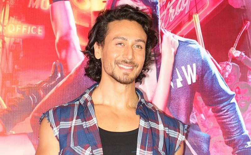 'Really counting on this film' ,says Tiger Shroff