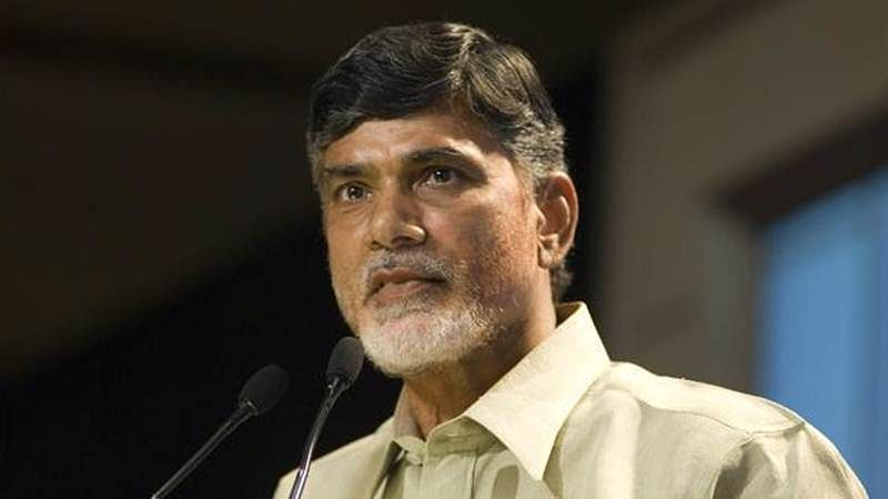 Opposition instigates people, but we'll convert crisis into opportunity: Chandrababu Naidu