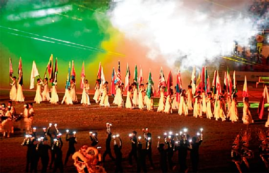 Asian Athletics proves historic for India