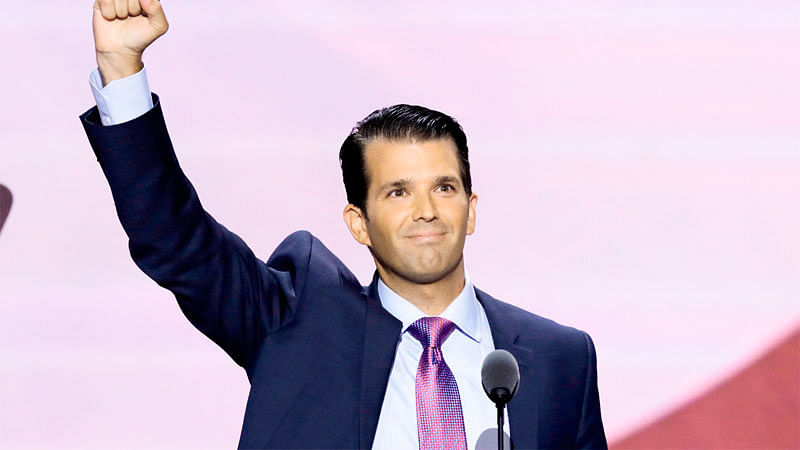 Trump Jr informed of Russian effort to aid campaign: Report
