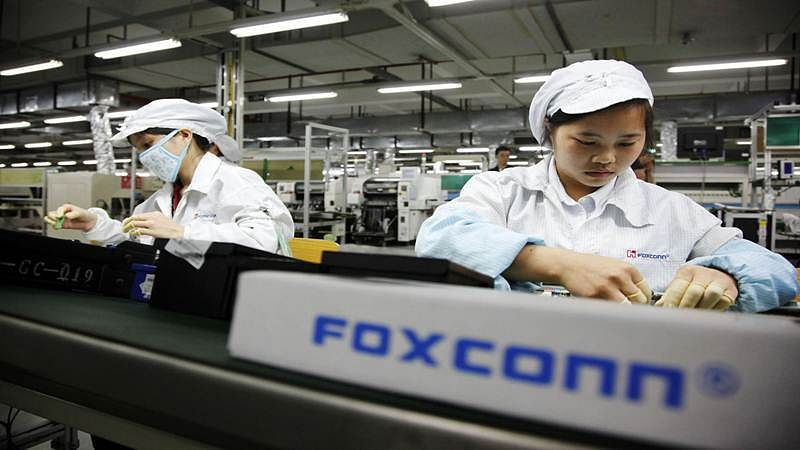Donald Trump set to unveil $10 bn investment from Apple supplier Foxconn