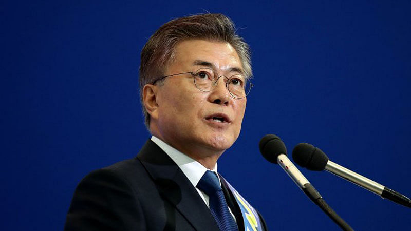 South Korea offers rare talks with North to ease tension