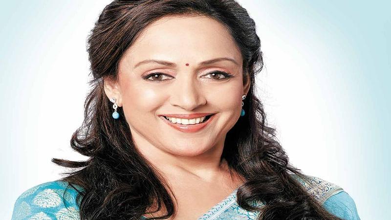 When Hema Malini played Rani Padmini