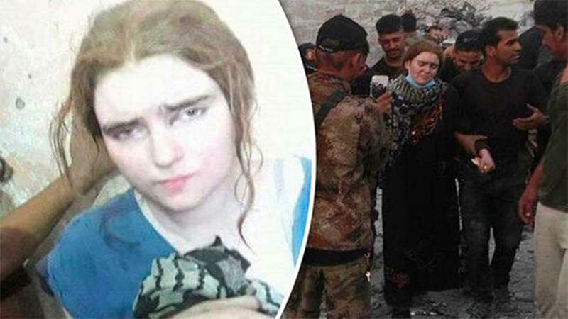 German girl who joined ISIS wants to go home