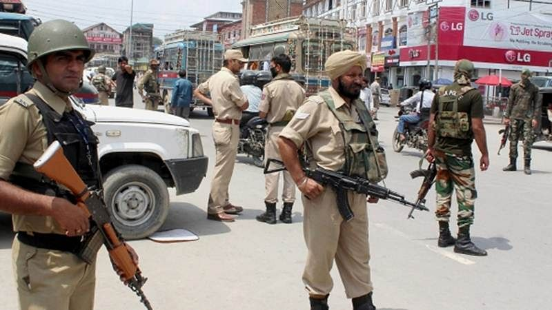 With new pepper-ball launching systems and anti-riot gas masks, Jammu and Kashmir police ready to tackle law and order situations