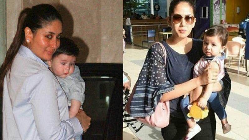 Mira Rajput and Kareena in 'mommy fight' over kids' birthday celebrations?