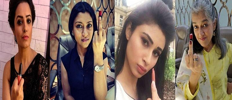 Lipstick Under My Burkha: Showbiz celebs raise their finger with #LipstickRebellion