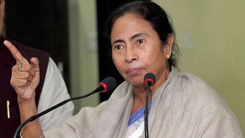 Mamata criticises BJP MLA's comment on Taj Mahal