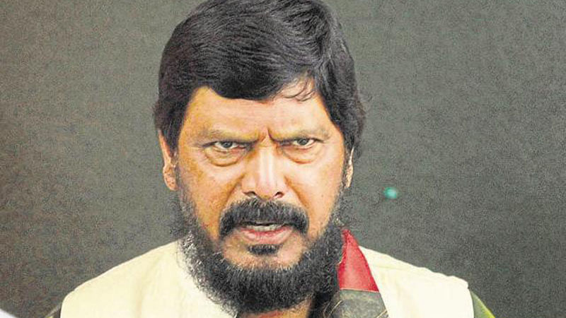 Ramdas Athawale says India-Pak final was 'fixed'