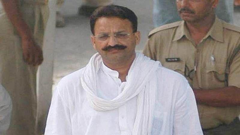 Uttar Pradesh: Mafia don Mukhtar Ansari escorted by around 100 UP police, convoy from Punjab to Banda