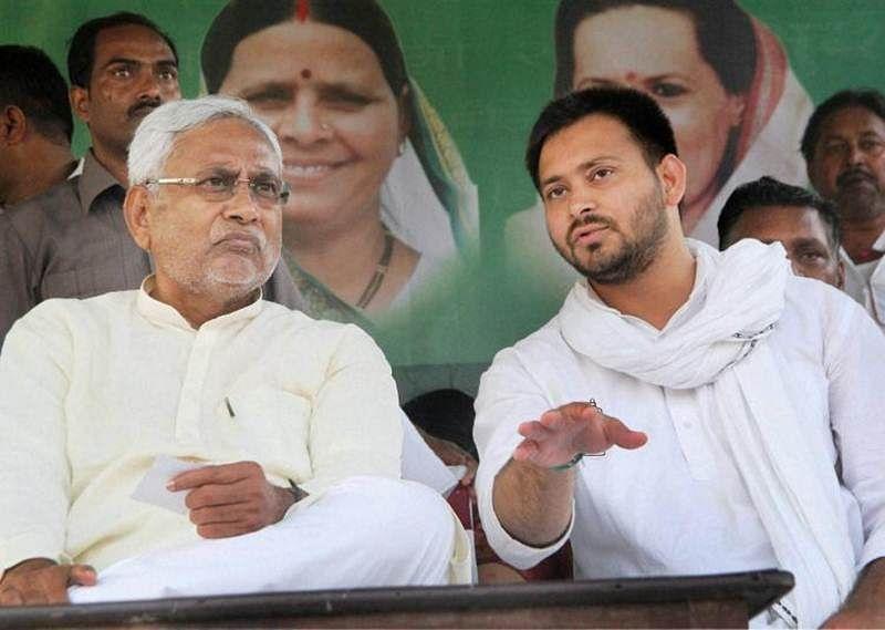Your Take 'Chacha-Ji'? RJD leader Tejashwi Yadav mocks Nitish Kumar over BJP's poor poll show