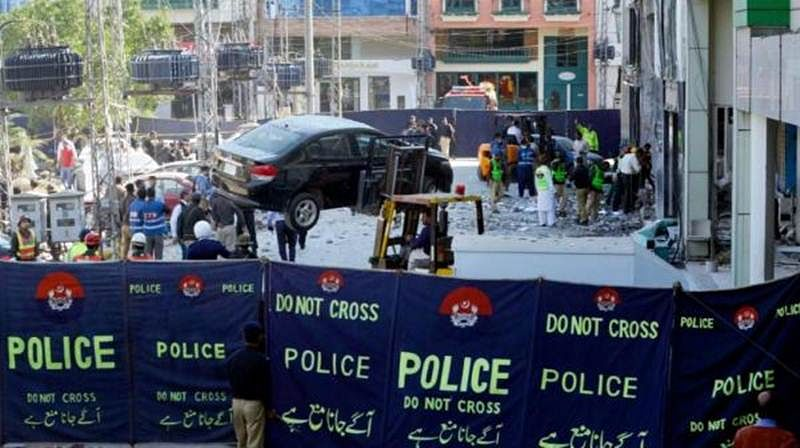 26 killed in Taliban suicide blast near CM residence in Lahore