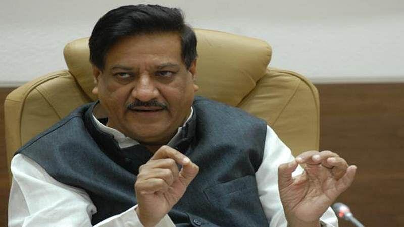 'Mahagathbandhan' emerging due to anger against PM Modi: Prithviraj Chavan