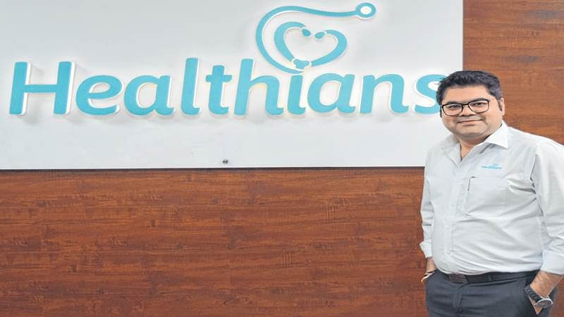 Deepak Sahni, co-founder and CEO of Healthians, on potential of home-based pathology testing