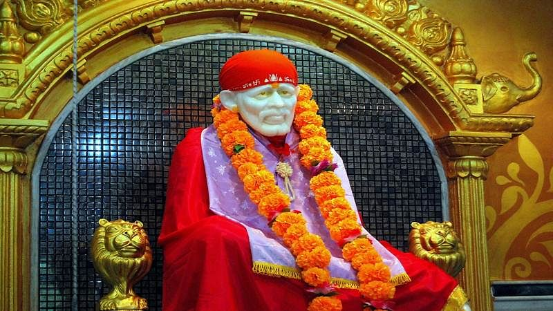 Maharashtra: Saibaba temple gets Rs 14.54 crore donation in 11 days