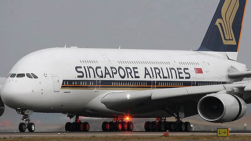 Singapore Airlines plane carrying 228 passengers makes emergency landing at Delhi airport