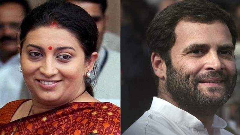 LS Polls 2019: New morning for Amethi! Smriti Irani topples Rahul Gandhi by over 55k votes