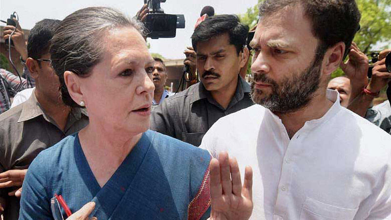 Herald case: Court asks Sonia, Rahul to reply on Swamy's plea