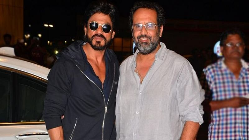 Short story! How Shah Rukh Khan will turn dwarf for Anand L. Rai's film