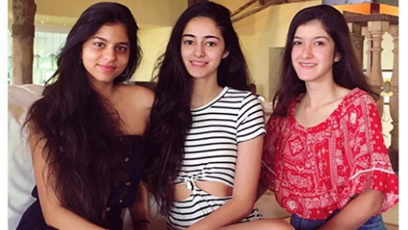 Adios Haters! Suhana Khan is rocking this party with BFFs Shanaya Kapoor, Ananya Pandey; watch video