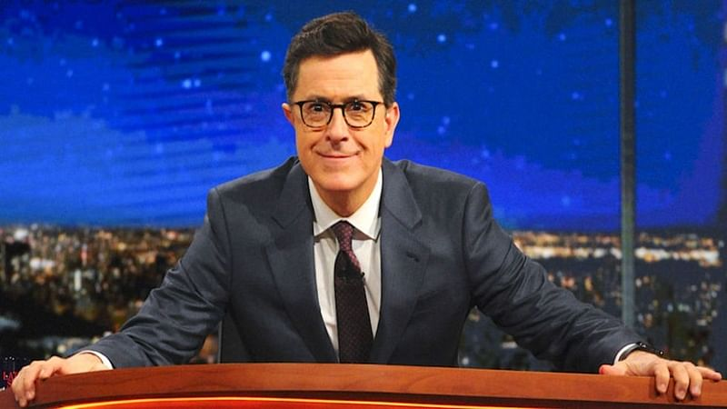 Stephen Colbert to make animated comedy about US President Donald Trump