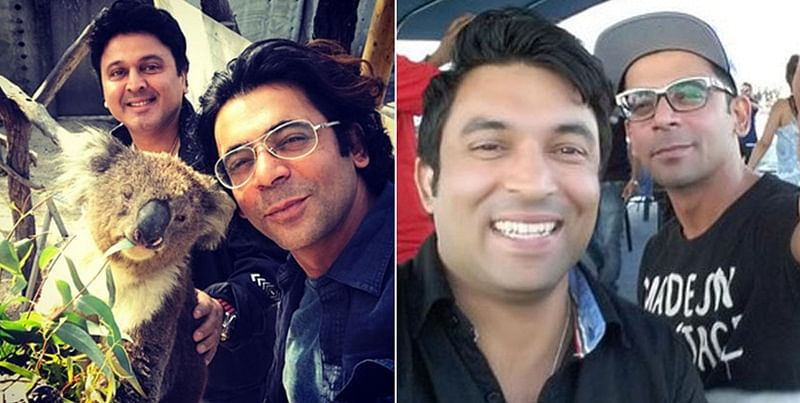 Sunil Grover and Ali Asgar are miffed with Kiku Sharda. Find out why