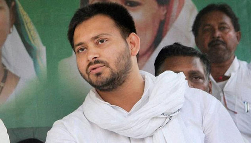 Exit poll results are wrong, the opposition is winning: Tejashwi Yadav