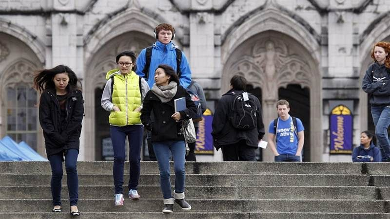 Indian students rush to Canadian universities