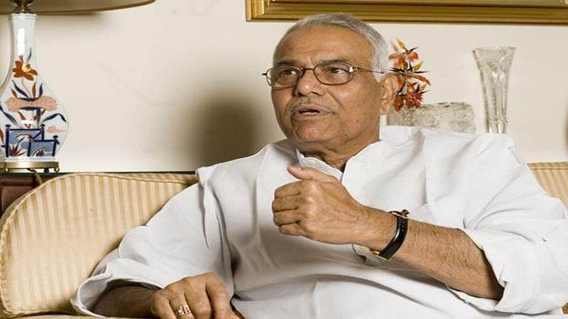 Yashwant Sinha launches 'Rashtra Manch'; Shatrughan Sinha joins, says not anti-BJP activity