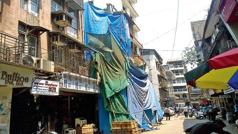 Mumbai: Over 600 buildings classified by BMC as 'most dangerous'
