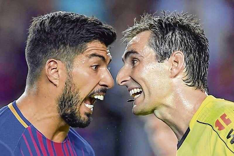 Real Madrid tames Barca 3-1