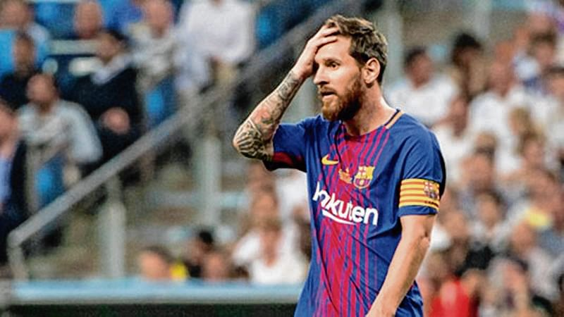 Messi is heading in the right direction: Mestre