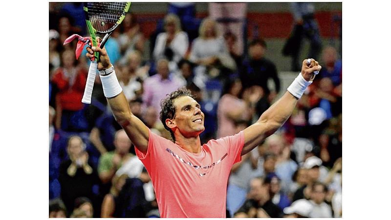 World No.1 Nadal starts with easy win