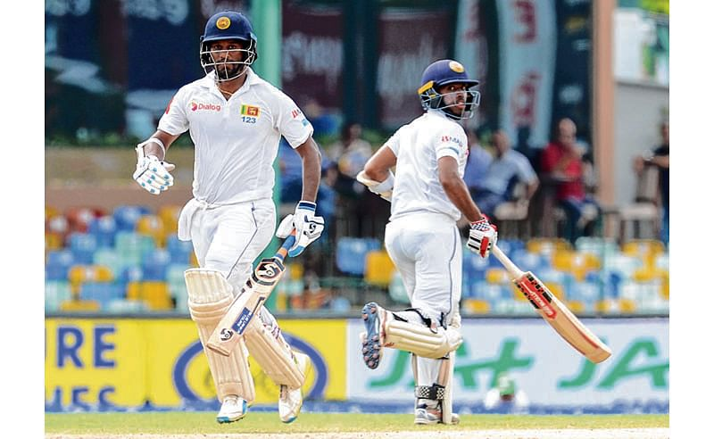 Sri Lanka vs New Zealand 1st Test: Captain-cool Dimuth Karunaratne leads Sri Lanka to record win