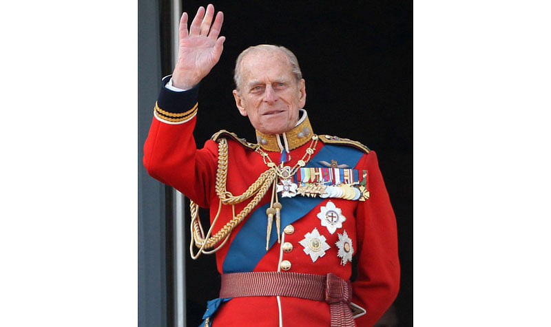 Britain's 96-yr-old Prince Philip to retire this week