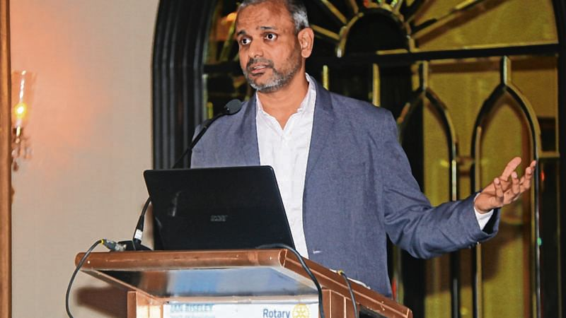 Infrastructure and grass-root level activity needed to grow sports industry: Raman