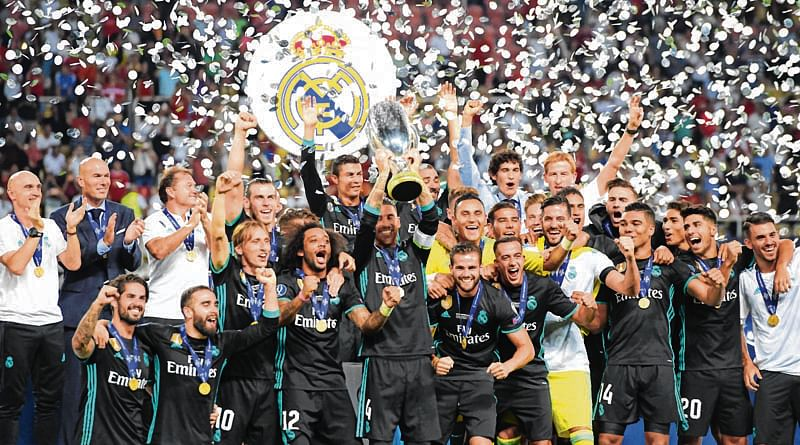 Isco magic gives Real Madrid Super Cup